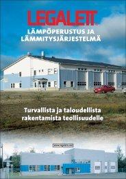 Legalett - Linterm Oy