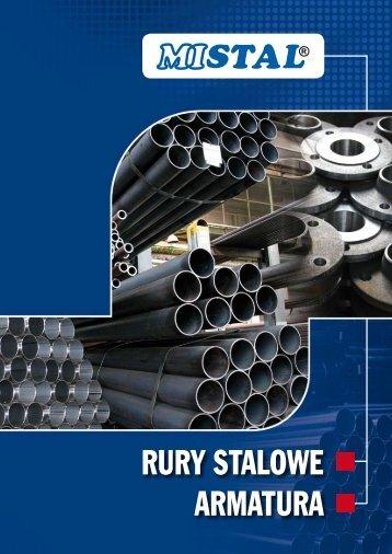 RURY STALOWE ARMATURA - mistal.pl