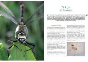 Biologie et écologie - extraits - Poitou-Charentes Nature