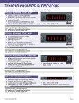 Custom Installation Product Guide - Audio Design Associates - Page 6