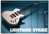 St Blues White Lightning - Saint Blues