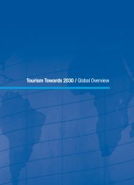 Tourism Towards 2030 / Global Overview - World Tourism ...