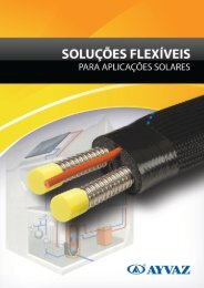 """""""panflex"""" ligações flexíveis entre painéis solares - Ayvaz.com"""