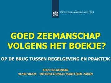 Presentatie_K._Polde.. - Raad voor de Scheepvaart
