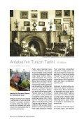 Sayı 03 - Antalya Rehberler Odası - Page 6