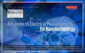 Electrical Measurement Considerations 5