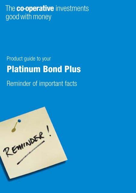 Platinum Bond Plus Product Guide - Royal London