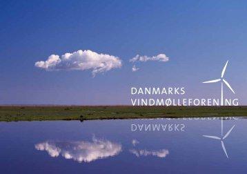 Medlemsfolder - Danmarks Vindmølleforening