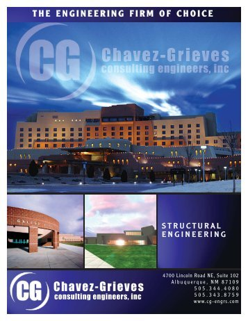 CG Brochure 2008 in  progress.indd - Cg-Engrs.com