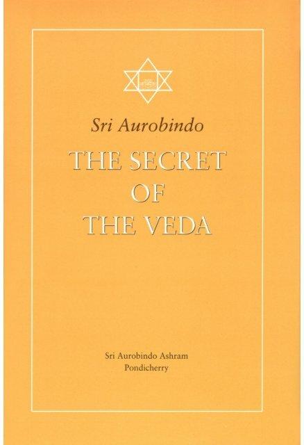 Volume 10  The Secret of the Veda - Bel Atreides