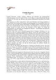 Franklin Rosemont - Forum poetischer Kulturen