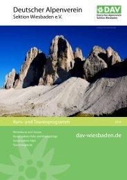 PDF-Datei zum Download - dav-wiesbaden
