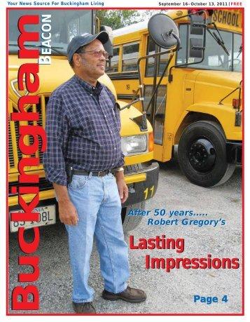 Lasting Impressions Lasting Impressions - Fluvanna Review