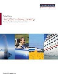LivingTech—enjoy traveling