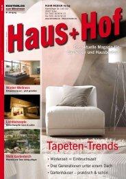 Tapeten-Trends - RUHR RADAR