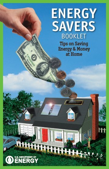 Energy Savers: Tips on Saving Energy and Money at ... - Energy Corps