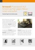 fermacell Powerpanel H2O für innen und außen - ausbau-schlau.de - Page 2