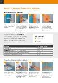fermacell Powerpanel H2O für innen und außen - ausbau-schlau.de - Page 6