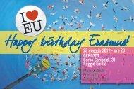 Cartolina 28 maggio - Provincia di Reggio Emilia