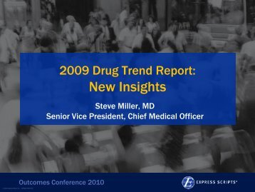 New Insights - Express Scripts