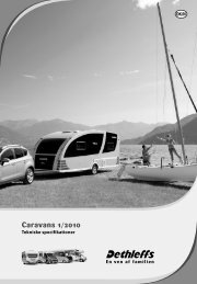 Caravans 1/2010 - Dethleffs