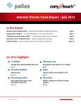Internet Threats Trend Report - July 2012 - Page 2