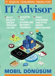 temmuz'11 - IT Advisor