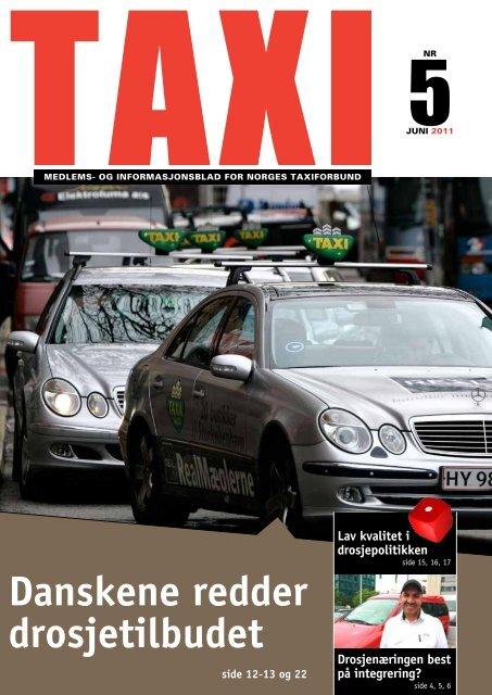 574fc9f2 TAXI nr 5 - Norges Taxiforbund