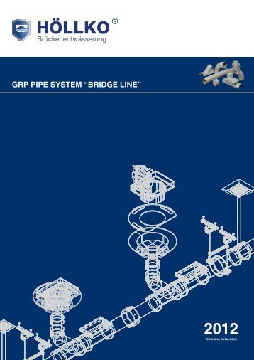 Chapter 4 – GRP Pipe System Bridge Line (PDF 3,9MB)