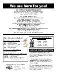 Jan 13, 2013 – Baptism of the Lord - Parish of the Holy Cross - Page 2