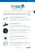 Hinnasto 1.6.2013 - Pipelife International - Page 3