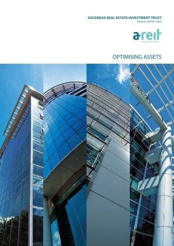 Annual Report 2005 - Ascendas REIT