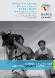 Getting to Adaptation: Communities and Media Pioneer's New ...