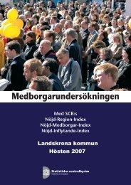 Medborgarundersökningen - Landskrona kommun
