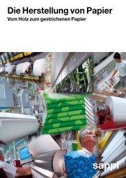 Die Herstellung von Papier - Sappi