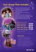 Group Visits - Cadbury World - Page 3