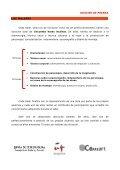 DOSSIER DE PRENSA - Aupex - Page 3