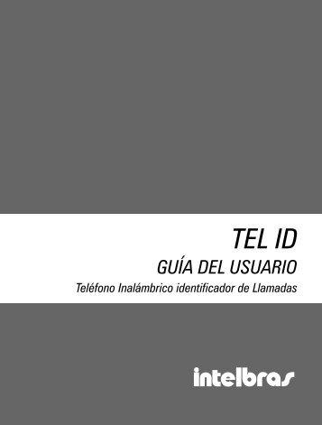 Descargar Manual del usuario Tel id - Mundo Manuales