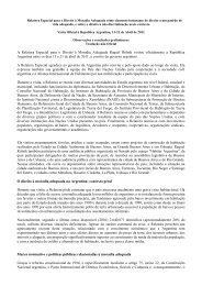 NATIONS UNIES - blog da Raquel Rolnik