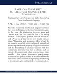 Capturing Clouds - American University Intellectual Property Brief - Page 5