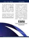 Capturing Clouds - American University Intellectual Property Brief - Page 7