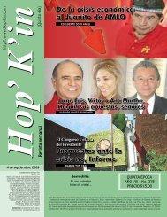 Propuestas ante la crisis no, Informe De la crisis económica al ...