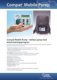 Compat® Mobile Pump - Nestlé Nutrition