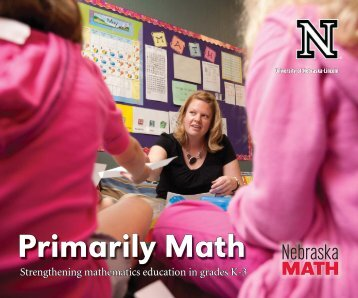 Primarily Math Magazine - Center for Science, Mathematics ...