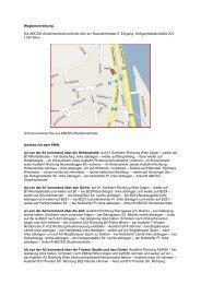 Download Wegbeschreibung - ABCSG