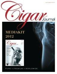 MEDIAKIT 2012 - Cigar Journal