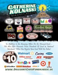 CKMS Discount card