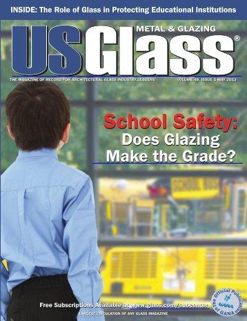 May 2013 - USGlass Magazine