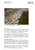 130805 Presseinformation Aesculap feiert ... - Drees & Sommer - Page 3