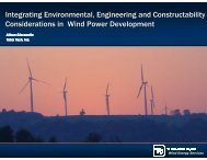 Integrating Environmental, Engineering and Constructability ...